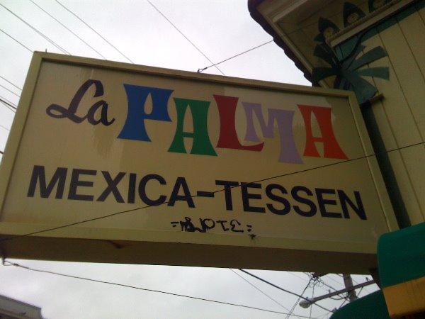 La Palma Mexica-tessen