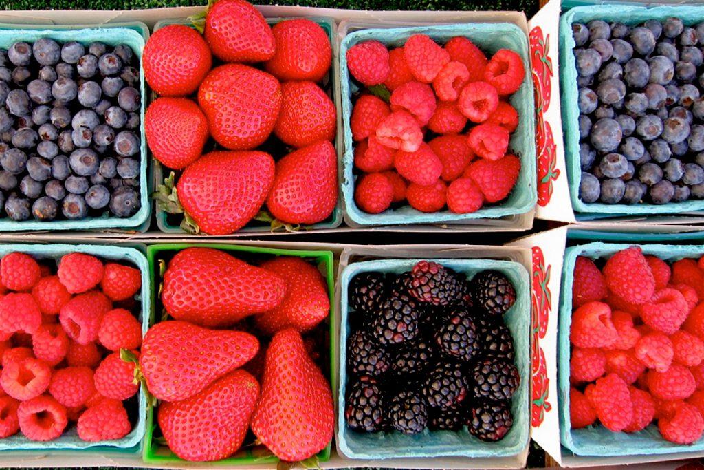 Fresh California Berries