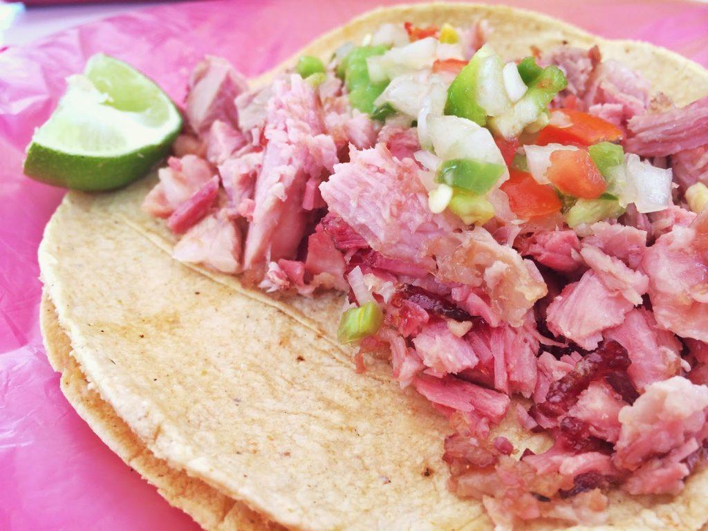 Carnitas (Maciza) Tacos