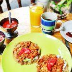 Mexican Breakfast at Fonda