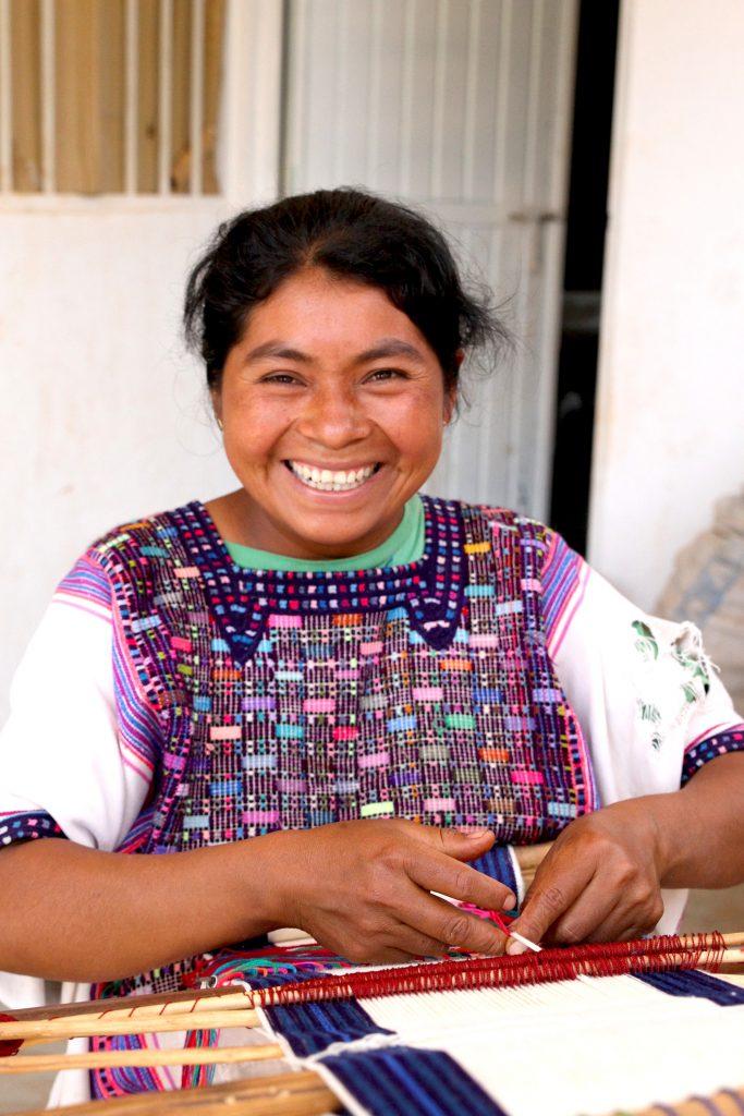 Weaving Textiles Mexico