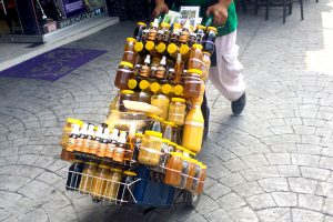 Honey Cart