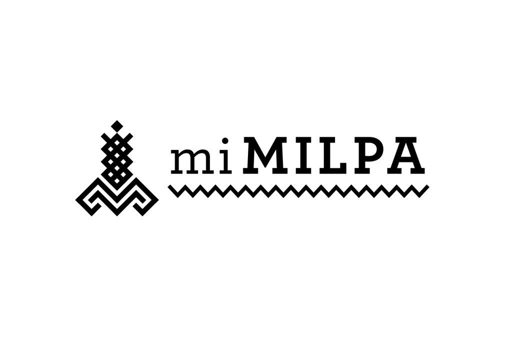 Mi Milpa Logo Design