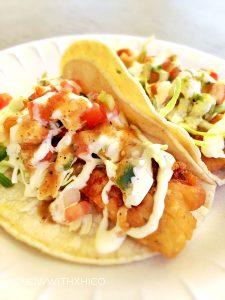 Ricky's Fish Taco