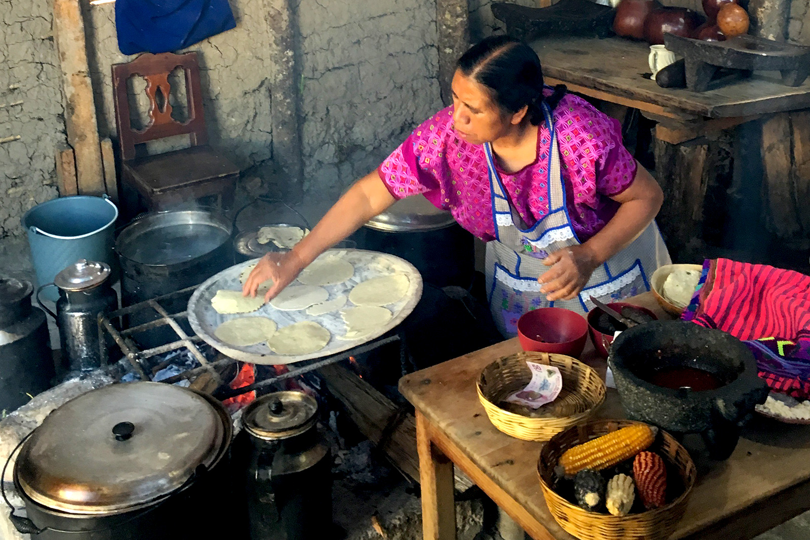 Food, Art, Textiles | Culture Retreats in Mexico