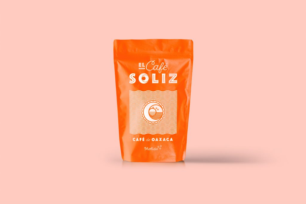 El Café Soliz Coffee Packaging