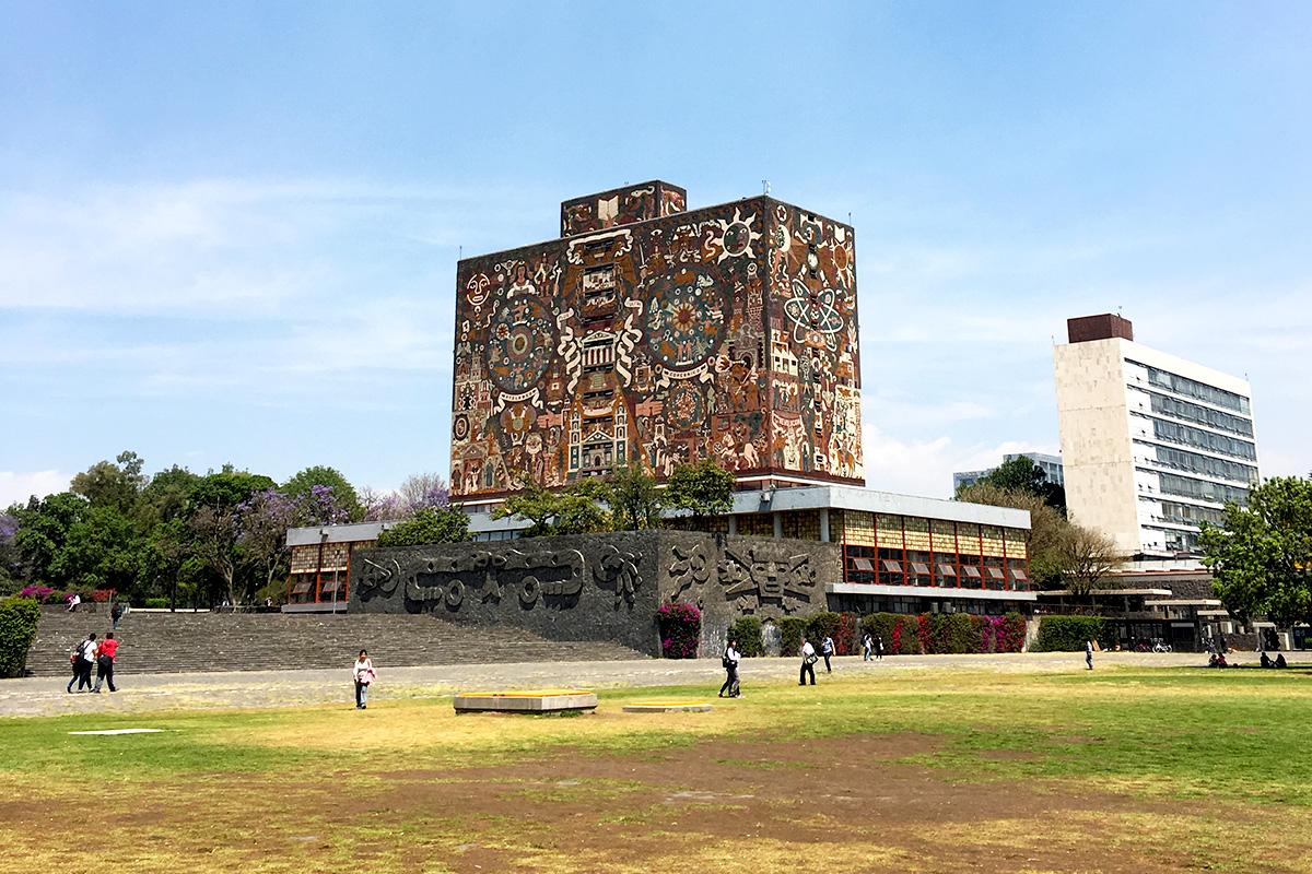 UNAM Campus in Mexico City