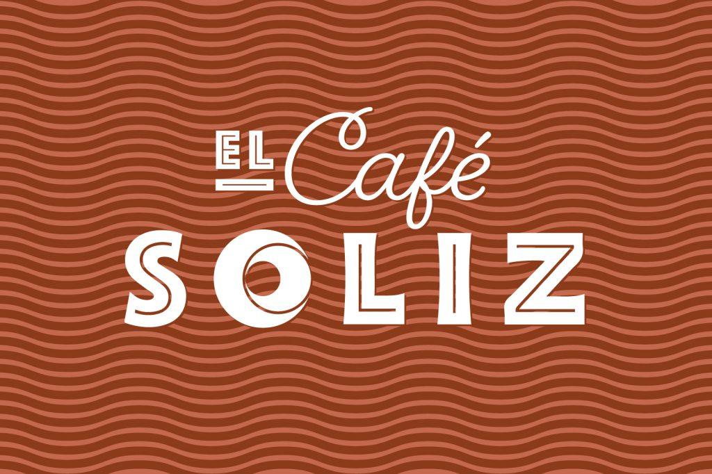 El Café Soliz Logo