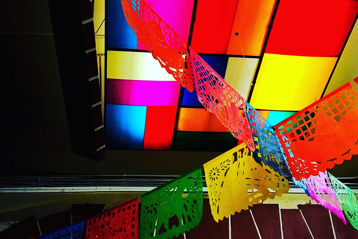 Colorful Papel Picado