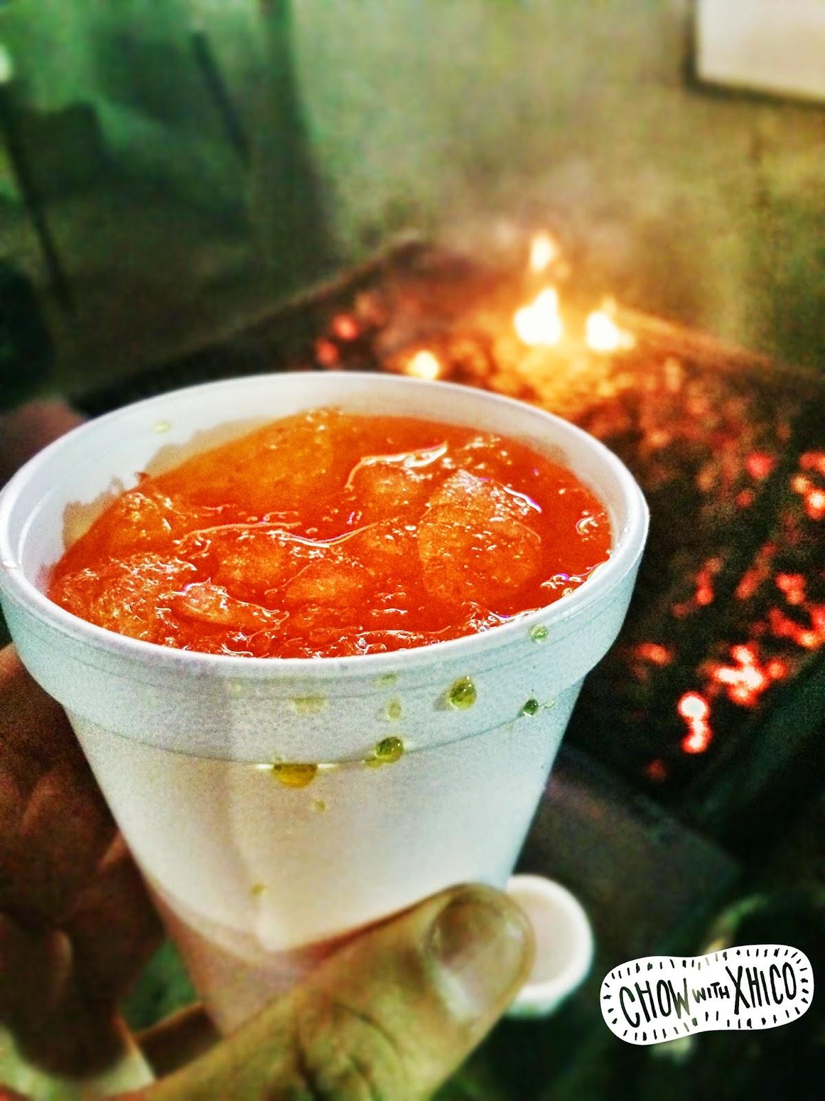 Cantaloupe Punch –Filipino Melon Drink.